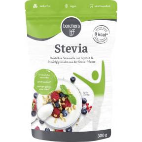 BFF Stevia - Kristalline Streusüße 300 g