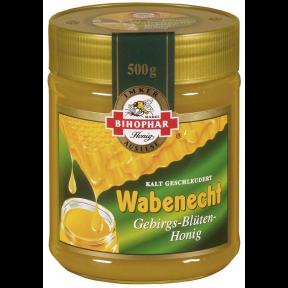 Bihophar Wabenecht Gebirgs-Blüten-Honig 500 g