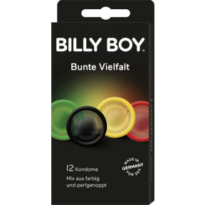 Billy Boy Kondome Bunte Vielfalt 12ST