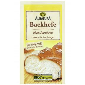 Alnatura Bio Backhefe 9G