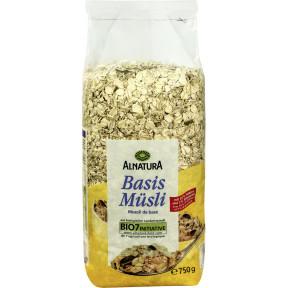 Alnatura Bio Basis Müsli 750 g