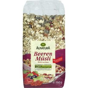 Alnatura Bio Beeren-Müsli 750 g