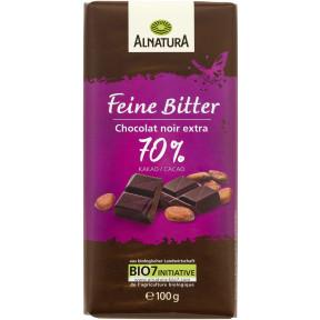 Alnatura Bio Feine Bitterschokolade 100G