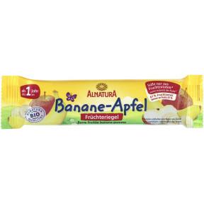 Alnatura Bio Früchteriegel Banane-Apfel ab 1Jahr 23 g