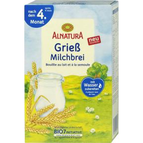 Alnatura Bio Grieß Milchbrei 250 g