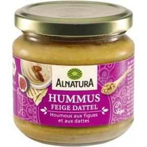 Alnatura Bio Brotaufstrich Hummus Feige-Dattel 180G