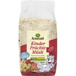 Alnatura Bio Kinder Früchte Müsli 500 g