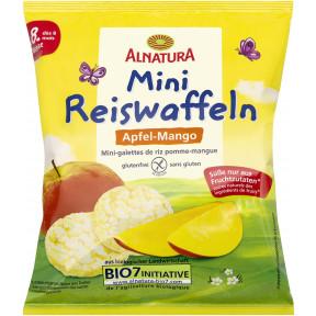 Alnatura Bio Mini Reiswaffeln Apfel-Mango ab dem 8.Monat 35 g