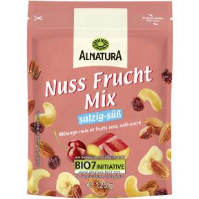 Alnatura Bio Nuss Frucht Mix salzig-süß 125 g