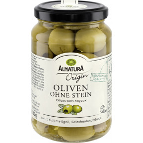 Alnatura Bio Origin Oliven ohne Stein 350G