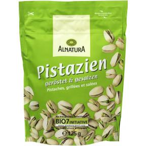 Alnatura Bio Pistazien geröstet & gesalzen 125G