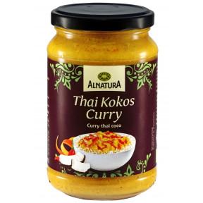 Alnatura Bio Thai Kokos Curry 325 ml