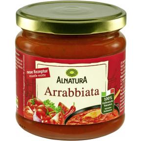 Alnatura Bio Tomatensauce Arrabiata 350ML
