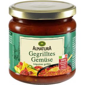 Alnatura Bio Tomatensauce Gegrilltes Gemüse 350 ml