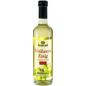 Alnatura Bio Weißweinessig 0,5 ltr