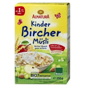 Alnatura Bio Kinder Bircher Müsli ab 1 Jahr 250 g