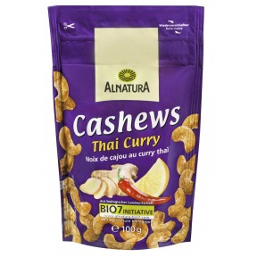 Alnatura Bio Cashews Thai Curry 100G