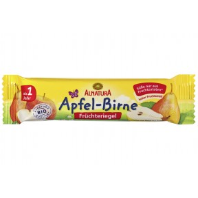 Alnatura Bio Früchteriegel Apfel-Birne ab 1 Jahr