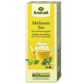 Alnatura Bio Melissen Tee mit Zitronengras