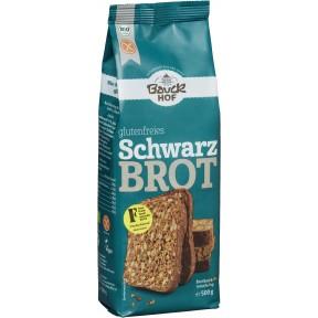 Bauckhof Bio glutenfreies Schwarzbrot 500 g