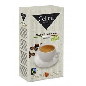 Cellini Bio Caffè Crema ganze Bohnen MHD 15.05.2019