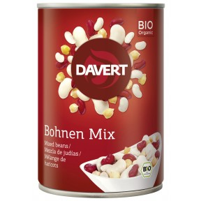 Davert Bio Bohnen Mix
