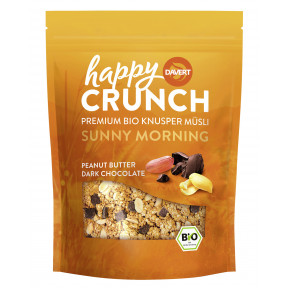Davert Bio Happy Crunch Sunny Morning 325 g