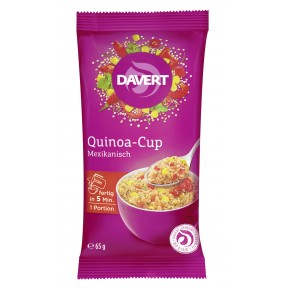Davert Bio Quinoa Cup Mexikanisch 65 g