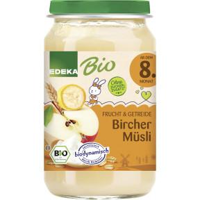 EDEKA Bio Bircher Müsli ab dem 8.Monat 190G