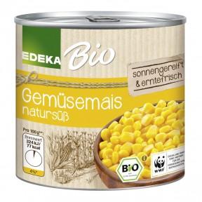 EDEKA Bio Gemüsemais 340 g