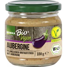 EDEKA Bio+Vegan Brotaufstrich Aubergine 180 g