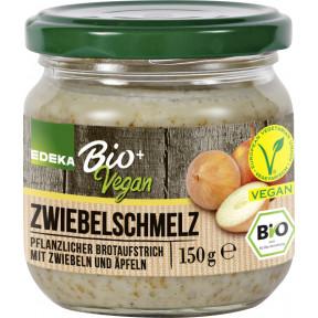 EDEKA Bio+Vegan Zwiebelschmelz Brotaufstrich 150 g