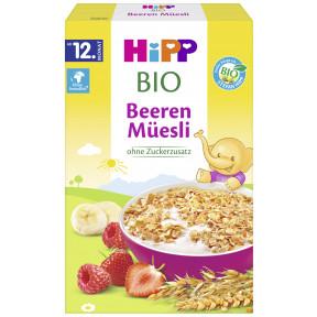 Hipp Bio Beeren Müesli ab 12.Monat 200G