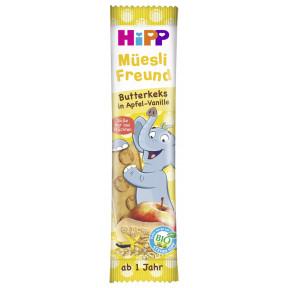 Hipp Bio Müesli-Freund Butterkeks in Apfel-Vanille ab 1 Jahr 20G