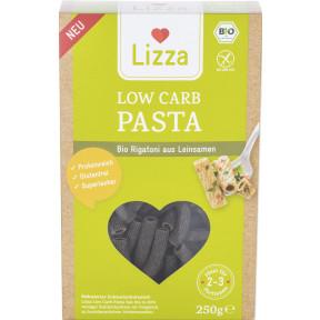 Lizza Bio Rigatoni aus Leinsamen glutenfrei 250 g