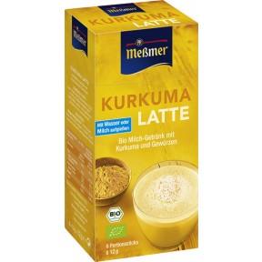Meßmer Kurkuma Latte 6x 12 g