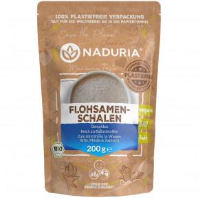 Naduria Bio Flohsamenschalen gemahlen 200 g