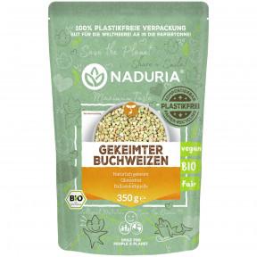 Naduria Bio gekeimter Buchweizen 350 g