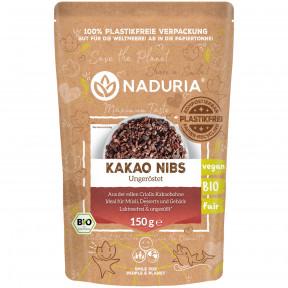 Naduria Bio Kakaonibs ungeröstet 150 g