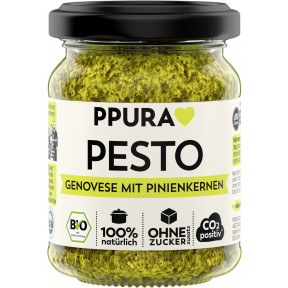 PPURA Bio Pesto Genovese 120G