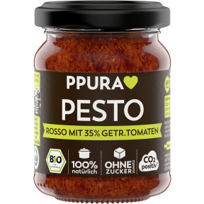 PPURA Bio Pesto Rosso 120G