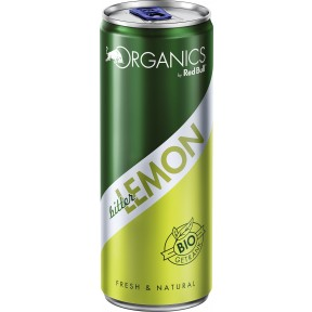 Red Bull Bio Organics Bitter Lemon 250 ml