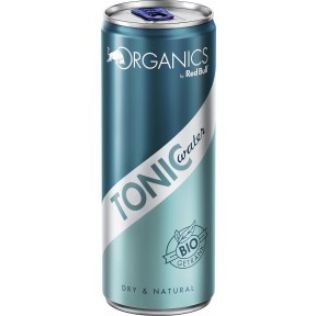 Red Bull Bio Organics Tonic Water 250 ml