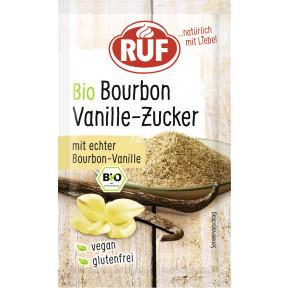 Bio RUF Bourbon Vanillezucker 3x 8G