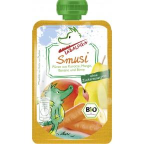 Tabaluga Bio Smusi Karotte-Mango-Banane-Birne