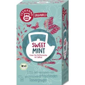Teekanne Bio Organics Sweet Mint 20x 1,5 g