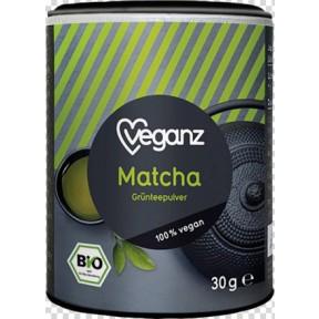 Veganz Bio Matcha Grünteepulver