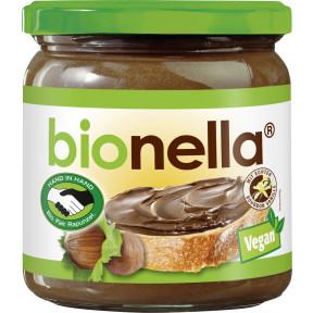 Bionella Bio Nuss-Nougat-Creme vegan Fairtrade 400 g