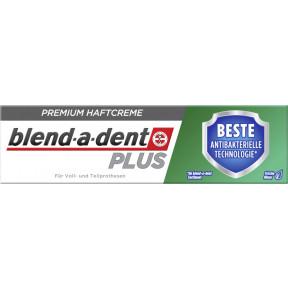 blend-a-dent Plus Premium Haftcreme Beste Antibakterielle Technologie 40 g