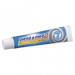 blend-a-med Zahncreme Complete weiss